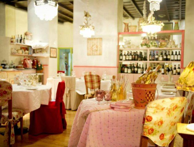пригород Милана ресторан