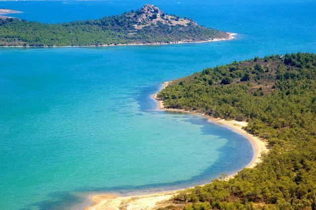 средиземное море лето