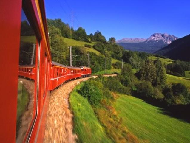 туры на поезде по рф