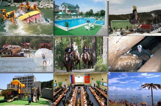 туризм в РФ
